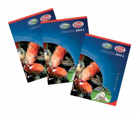 Download New AQUA NOVA and PET NOVA catalogue